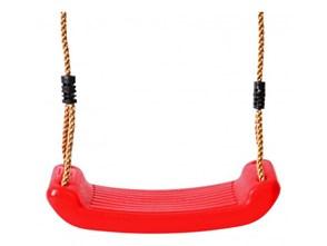 404201 Swing King huśtawka plastikowa czerwona