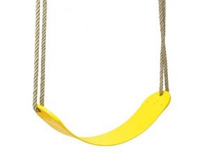 404203 Swing King huśtawka plastikowa żółta