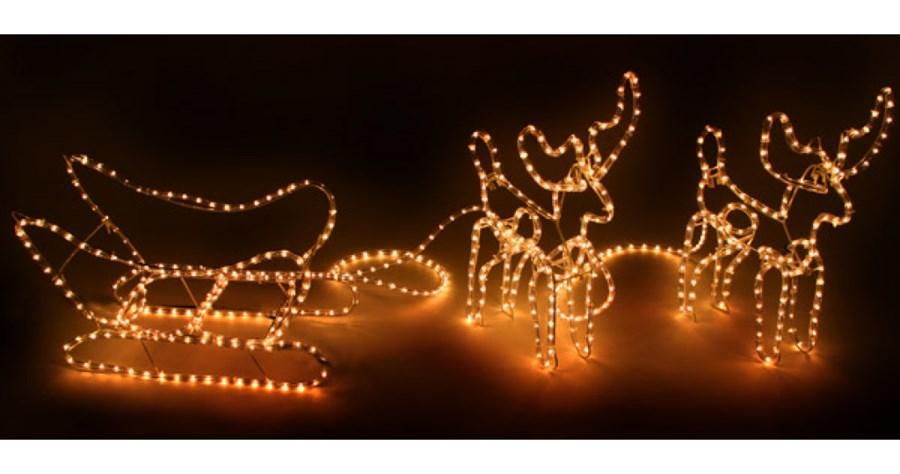 Super Zewnętrzne Dekoracje Bożonarodzeniowe | Boże Narodzenie 2018 HK78