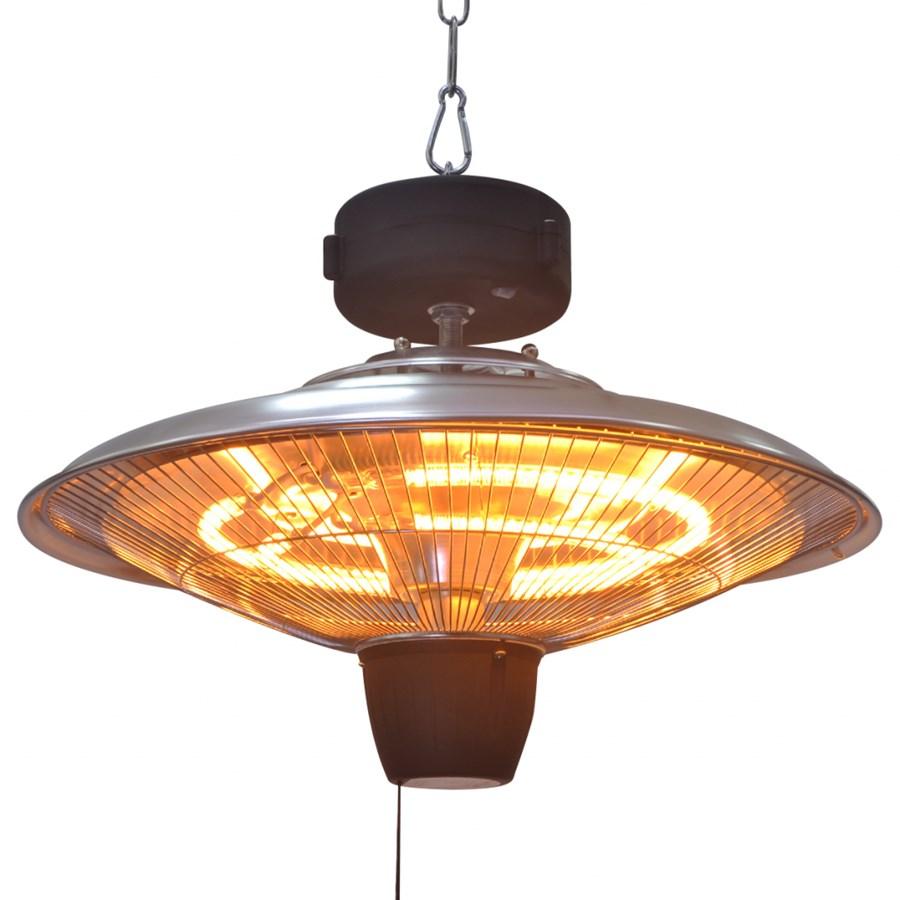 50443 Wiszący Elektryczny Tarasowy Promiennik Podczerwieni 15 Kw