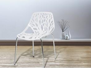 Krzesło Beliani BLEEKER