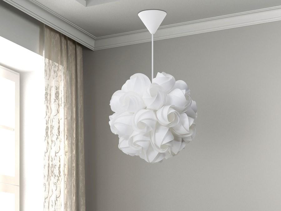 Lampa Do Sypialni Biala