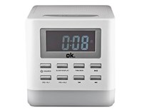 Radio OK. OCR 410BT-W