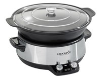 CROCK-POT Wolnowar CROCK-POT 6L Saute