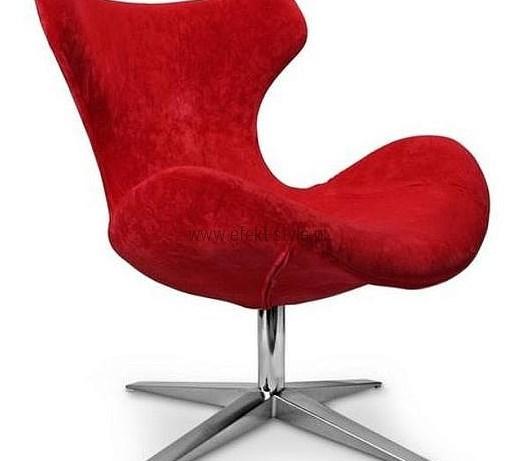 Fotel Wypoczynkowy Blazer Czerwony Foteliki Dziecięce Zdjęcia