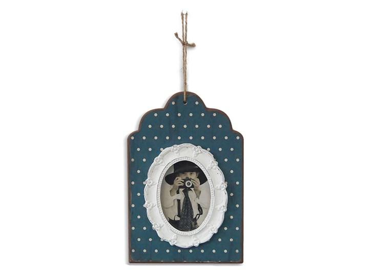 Materiał Masa plastyczna Ramka na zdjęcie na sznurku, styl rustykalny. Ramy i ramki na zdjęcia