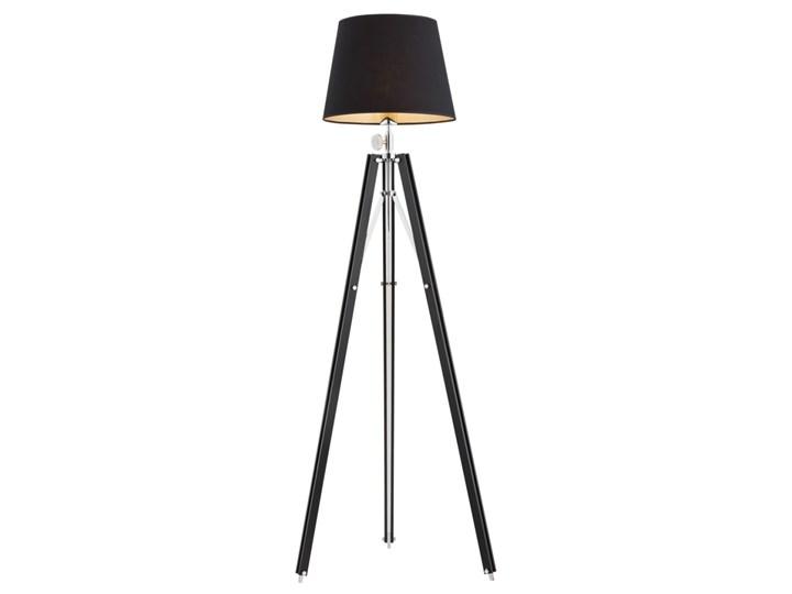 ASTER lampa podłogowa 1 x 60W E27 ARGON 3357 drewno Styl nowoczesny