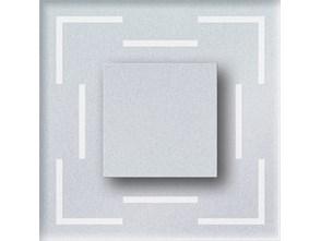 CRISTAL oprawa schodowa wpuszczana 230V 1,0W LED (zimny biały) 30lm