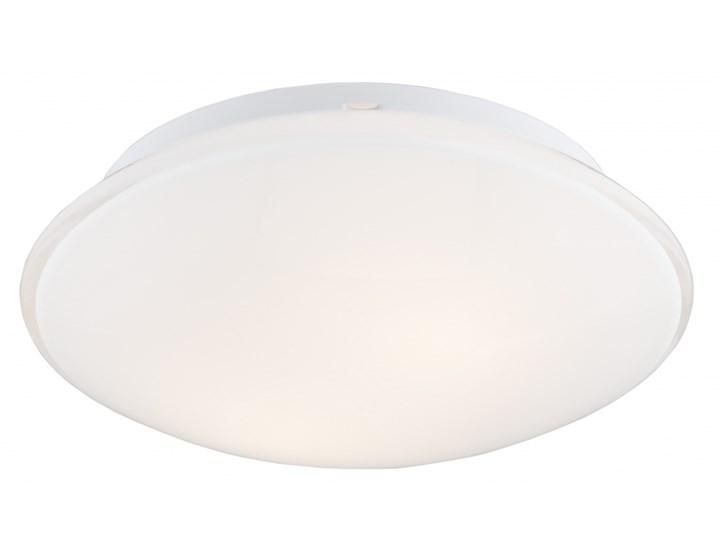 GIN plafon 3 x 60W E27 ARGON 3224 Szkło Ilość źródeł światła 3 źródła Metal Styl nowoczesny
