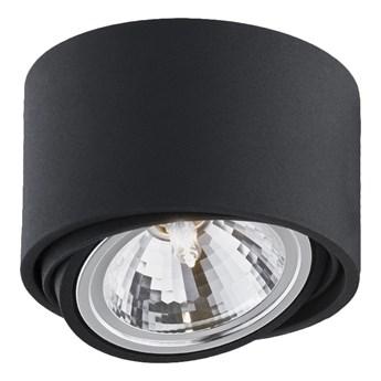 LUMOS oprawa stropowa natynkowa 1 x 48W G9 (czarny) KASPA 70254402