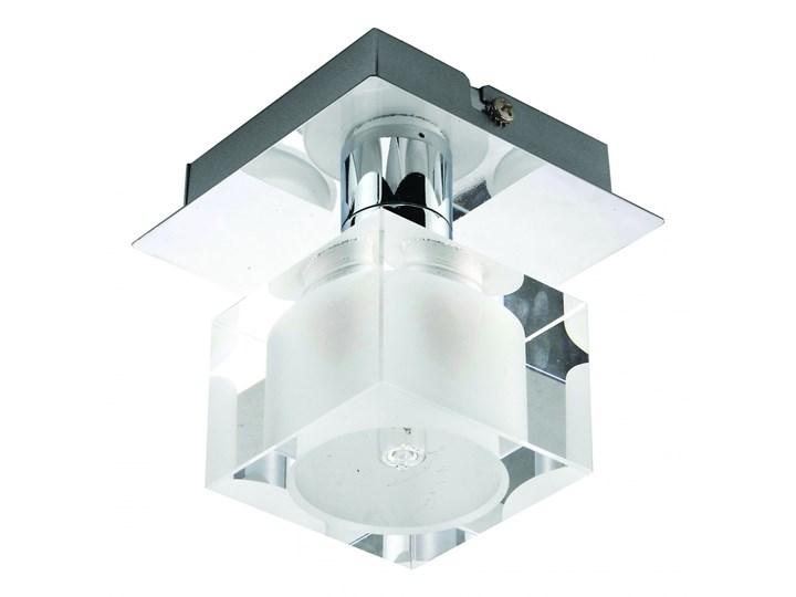 MAGNUM oczko-oprawa natynkowa 1 x 40W G9 PRZENT 25020 Oprawa halogenowa Oprawa stropowa szkło Styl nowoczesny