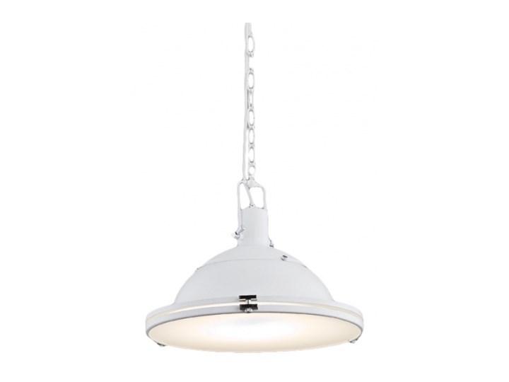 NAUTILIUS L lampa wisząca L 1 x 60W E27 (biały) KASPA 10266101