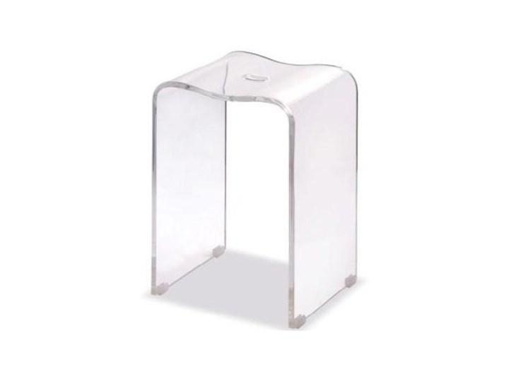 Stołek łazienkowy Akrylowy Firmy Ljungman L525018