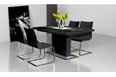 Stół Evita Glass Black