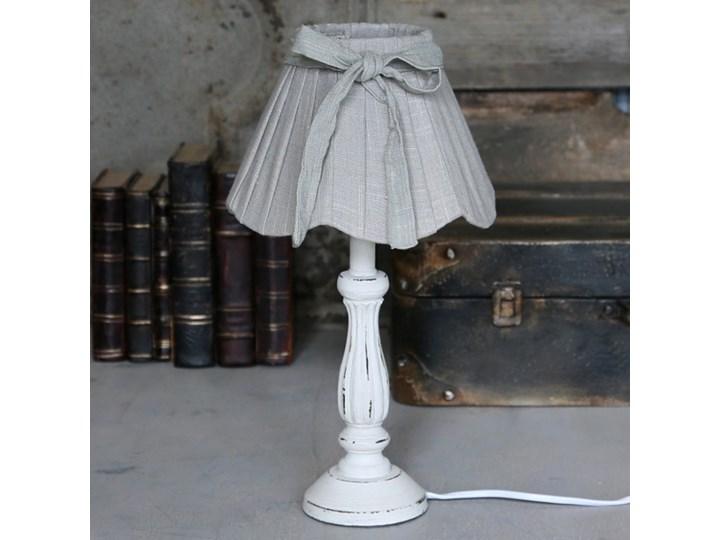 Lampa Stołowa Prowansalska Styl Skandynawski Retro Lampa Shabby Chic
