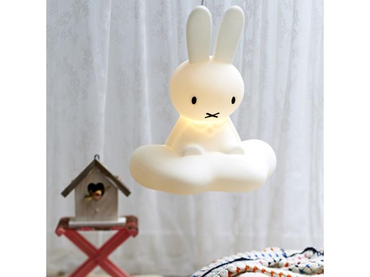 Materiał drewno MrMaria :: Lampa wisząca Sen Miffy Lampy dziecięce