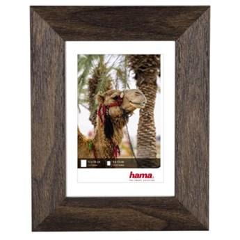 Ramka na zdjęcie HAMA Kairo 13X18 Brązowy