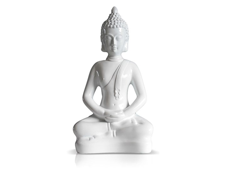"""Materiał Tworzywo sztuczne Deko figurka  """"Siedzacy Budda"""". Figury i rzeźby"""