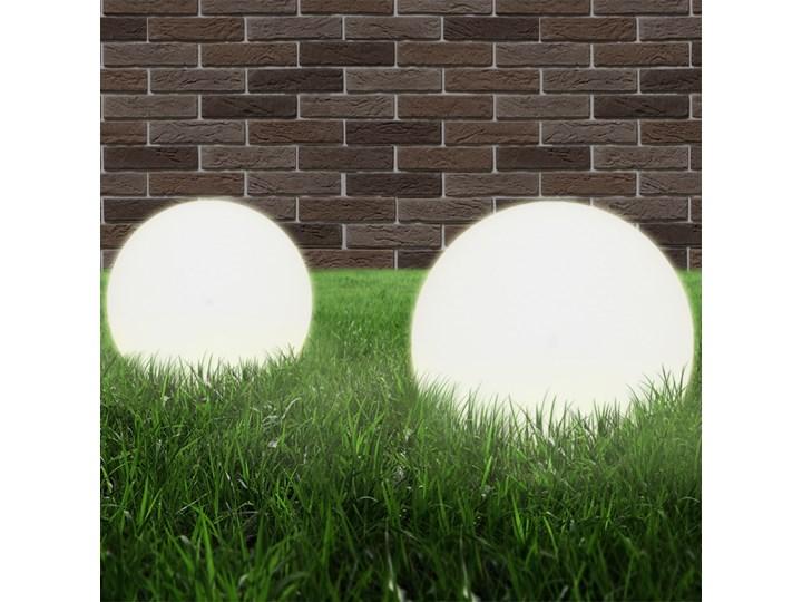 50391 Lampa Ogrodowa W Kształcie Kuli E27 20 Cm Lampy Ogrodowe