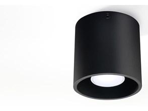 Lampa sufitowa / plafon ORBIS 1 BK, SL.0016