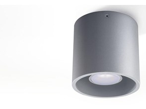 Lampa sufitowa / plafon ORBIS 1 GREY, SL.0018