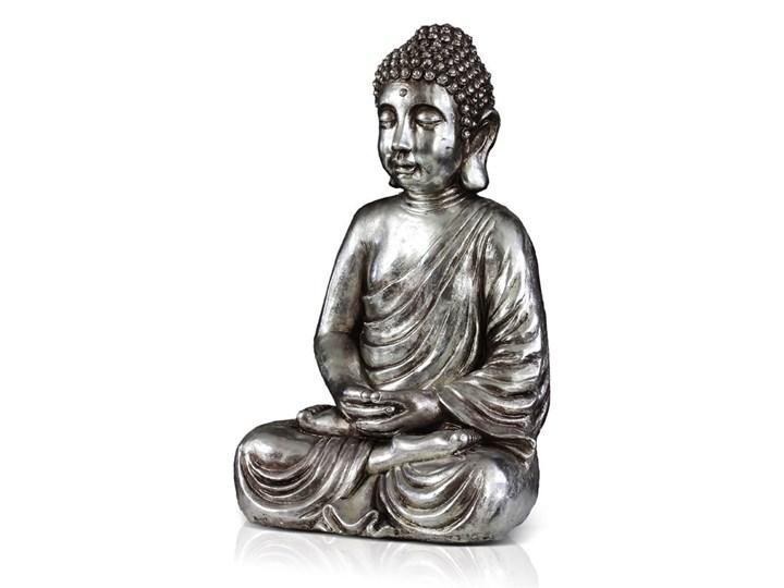 """Materiał Tworzywo sztuczne Deko figurka  """"Siedzący Budda"""". Figury i rzeźby"""