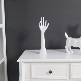 """Deko figurka """"Ręka""""."""