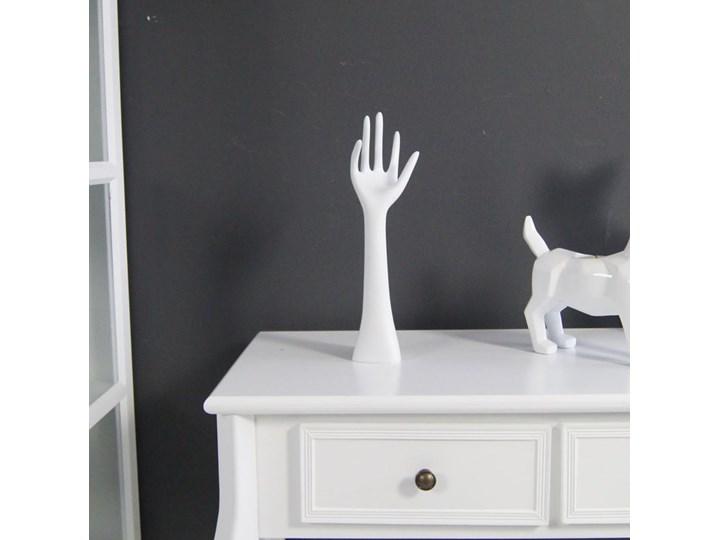 """Materiał Tworzywo sztuczne Deko figurka """"Ręka"""". Figury i rzeźby"""