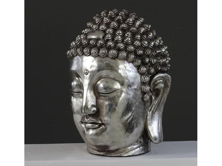 """Materiał Tworzywo sztuczne Deko figurka  """"Głowa Buddy"""". Figury i rzeźby"""