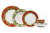 -25% Porcelanowy Serwis obiadowy dla 12 osób - Holly
