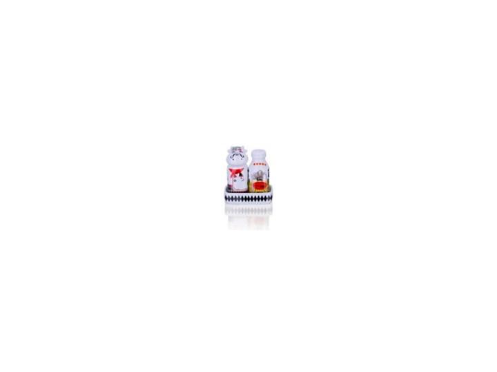 Zestaw solniczka i pieprzniczka - Królowie Grilla Ceramika Zestaw do przypraw Kategoria Przyprawniki