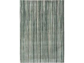 Dywan w paski (zielony) - Green Stripes 8592 140x200 cm