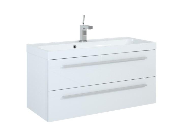 ELITA KWADRO 100 SZAFKA pod umywalkę kolor BIAŁY biały