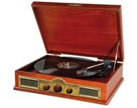HYUNDAI gramofon RT 910, Wiśnia, BEZPŁATNY ODBIÓR: WARSZAWA, WROCŁAW, KATOWICE, KRAKÓW!