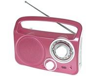 Trevi radio RA 762, różowy, BEZPŁATNY ODBIÓR: WARSZAWA, WROCŁAW, KATOWICE, KRAKÓW!