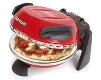 G3 Ferrari urządzenie do pieczenia pizzy G10006, czerwone, DOSTAWA GRATIS, BEZPŁATNY ODBIÓR: WARSZAWA, WROCŁAW, KATOWICE, KRAKÓW!