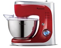 TurboTronic robot kuchenny TT-011 red, BEZPŁATNY ODBIÓR: WARSZAWA, WROCŁAW, KATOWICE, KRAKÓW!