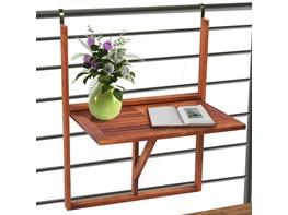 Stolik Balkonowy Zawieszany Ikea Q Housepl
