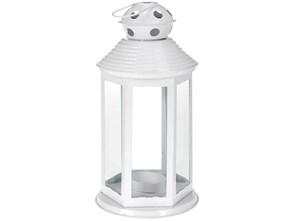 Metalowy lampion LATARNIA - latarenka