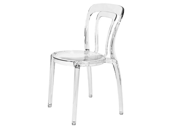 Krzesło Plastikowe Iris Uniw