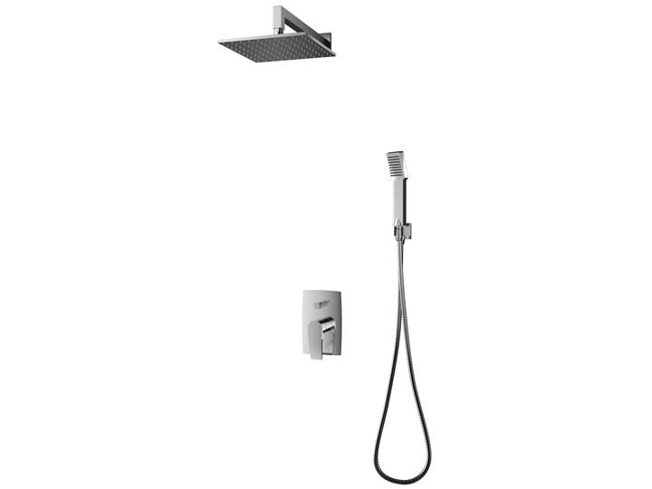 Kompletny system podtynkowy OMNIRES Murray SYS MU20 Chrom Wyposażenie Z baterią Kategoria Zestawy prysznicowe
