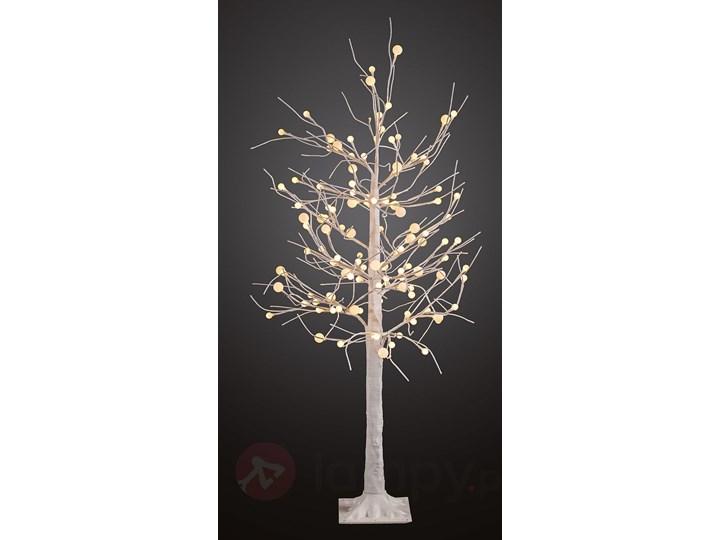Cudowna Dekoracja Zewnętrzna Drzewo Led Kule