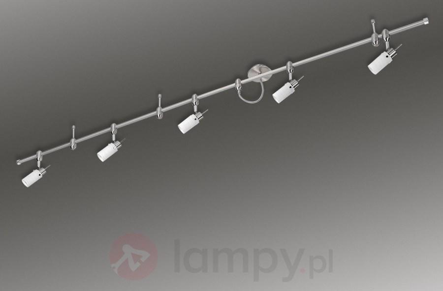 System Szynowy Led Gu10 Acura Systemy Oświetleniowe Zdjęcia