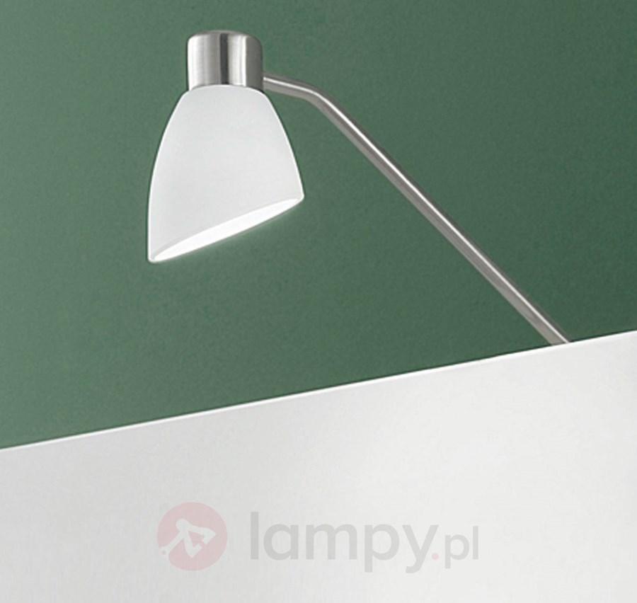 Lampa Nadszafkowa Trior 1 Ze Szklanym Kloszem