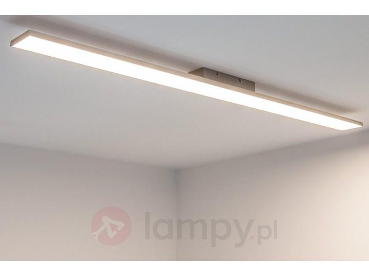 Prostokątna Lampa Sufitowa Led Rory 140 Cm