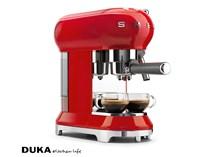 Ekspres do kawy kolbowy czerwony
