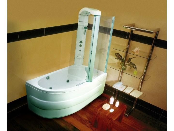 Victory Spa Mauritius Max Wanna Asymetryczna Z Prysznicem 165x90