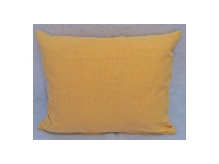 Poszewka Dekoracyjna 50x60 żółta