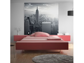 Fototapeta - Widok na nowojorski Manhattan o świcie