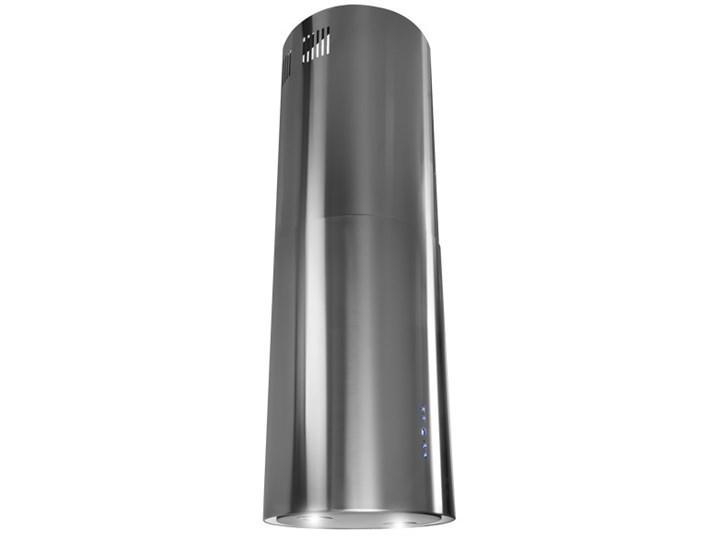 Okap VDB Tube Inox Okap wyspowy Szerokość 39 cm Kategoria Okapy